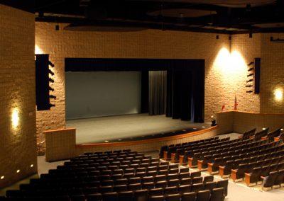 Bishop McGlaughlin Theater
