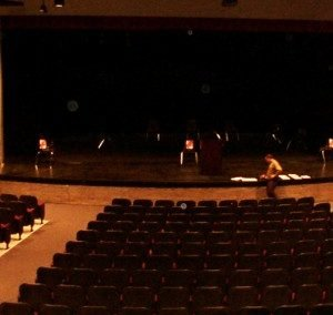 Clearwater Central Catholic High Theater