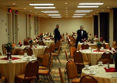 Hilton Hotel Meeting Center